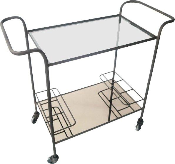 Bar Cart By BIDKhome Design