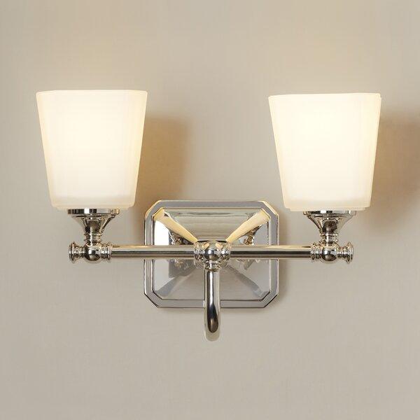 Waynesfield 2-Light Vanity Light by Alcott Hill