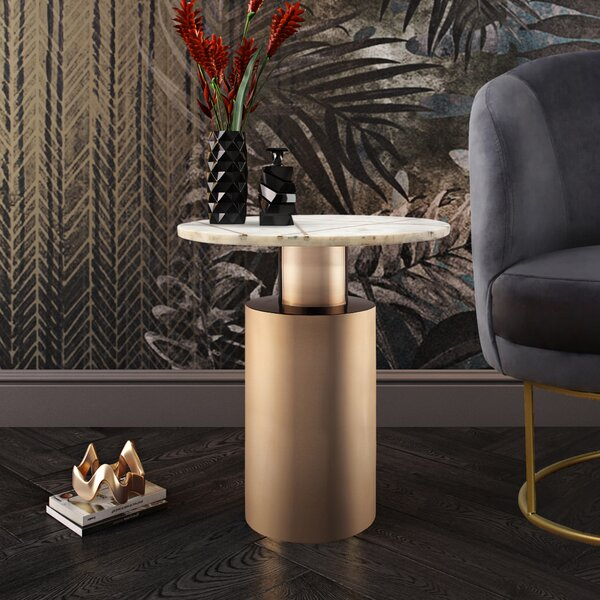 Swifton End Table By Everly Quinn