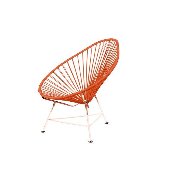 Svendsen Papasan Chair by Wrought Studio