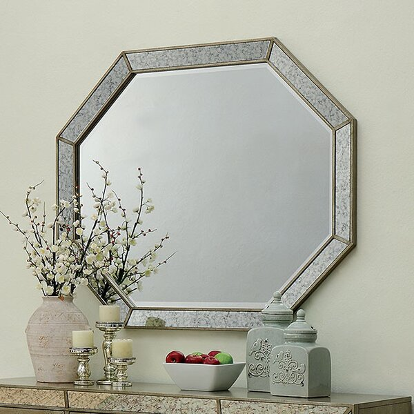Tristian Full Length Mirror by Rosdorf Park
