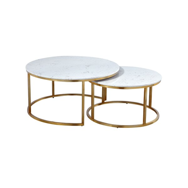Lasky Frame 2 Nesting Tables By Everly Quinn