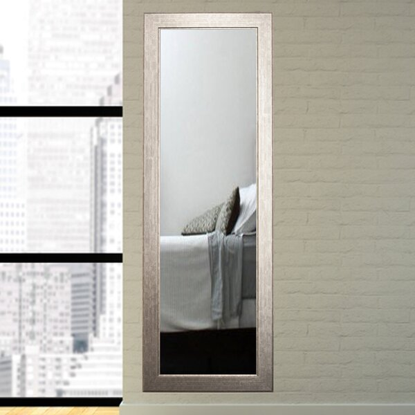 Current Trend Apartment Full Length Wall Mirror by American Value