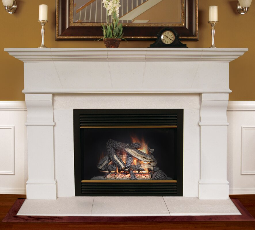 fireplace manels. Roosevelt Fireplace Mantel Surround Americast Architectural Stone