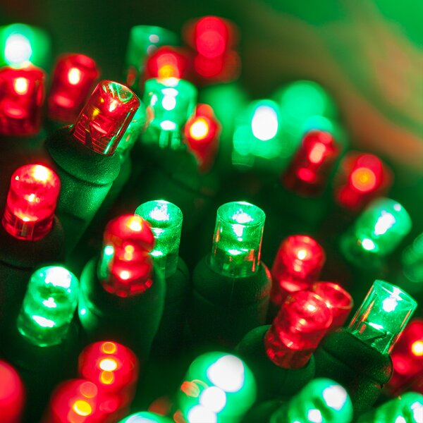 70 5mm LED Christmas Lights by Wintergreen Lighting