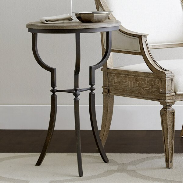 Caelan End Table by Ophelia & Co.