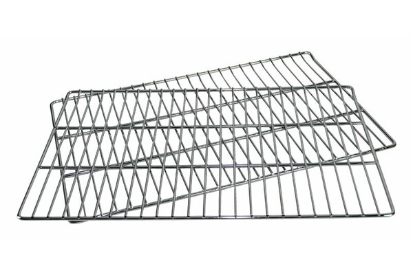 Gas Smoker Grill Grate (Set of 2) by Masterbuilt