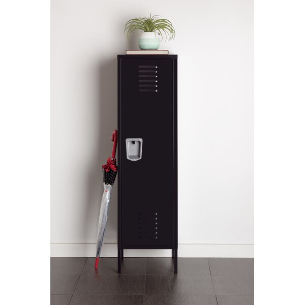 Space Solutions Personal 1 Tier 1 Wide Home Locker by Hirsh Industries