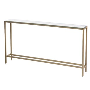 Awe Inspiring Wigington Console Table With Mirrored Top Machost Co Dining Chair Design Ideas Machostcouk