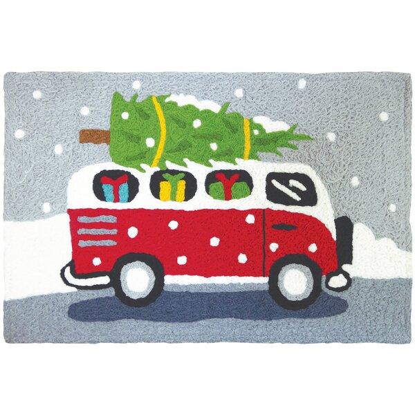 Jevon Holiday Van Mat