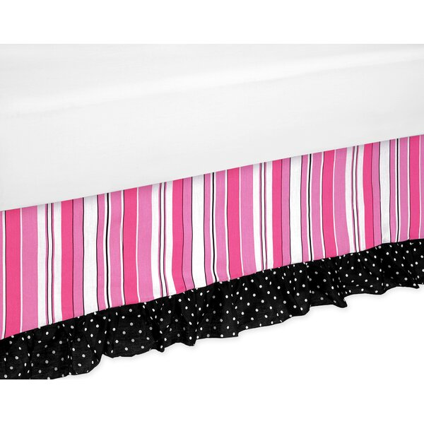 Madison Queen Bed Skirt by Sweet Jojo Designs