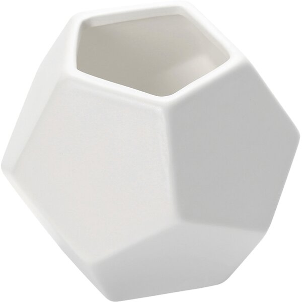 Faceted Table Vase By Dwellstudio.