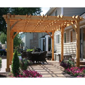 Breeze 20 Ft. W x 12 Ft. D Pergola