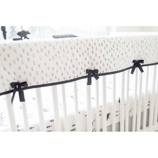 Crib Rail Guard Cover by My Baby Sam