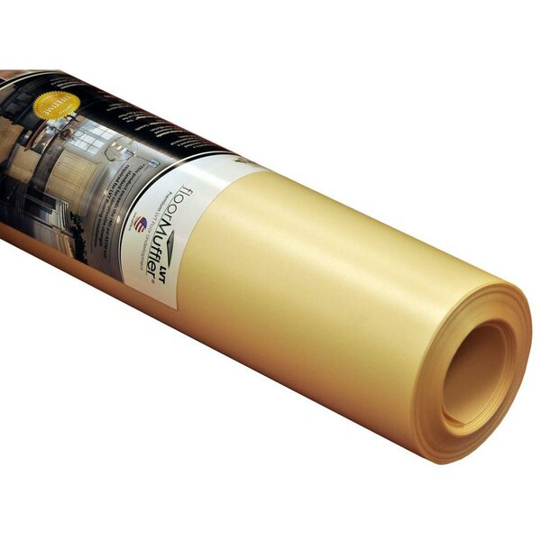 LVT UltraSeal Underlayment Roll (100 sq.ft./Roll) by Floor Muffler