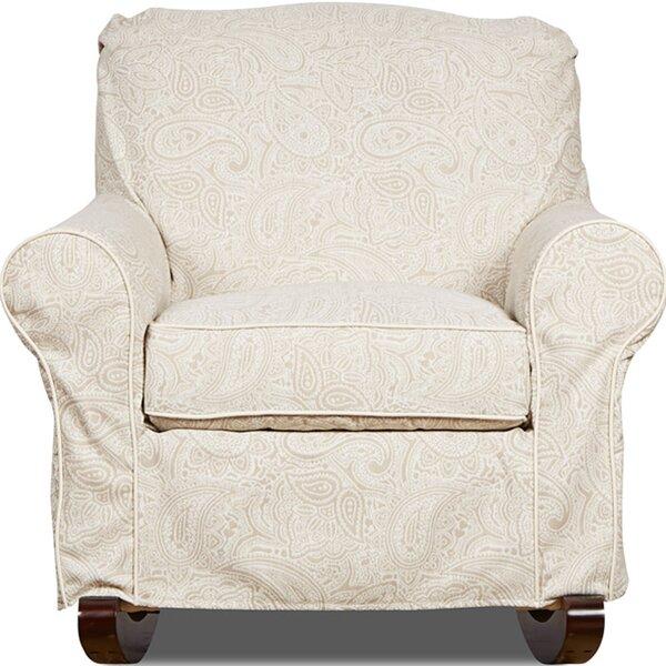 Garrett Rocking Chair by Klaussner Furniture