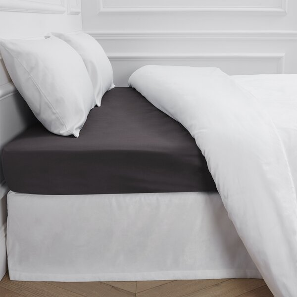 Aurore 300 Thread Count Fitted Sheet by Madura
