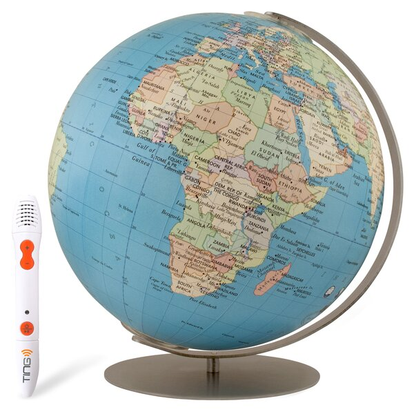 Interactive Globe by Symple Stuff