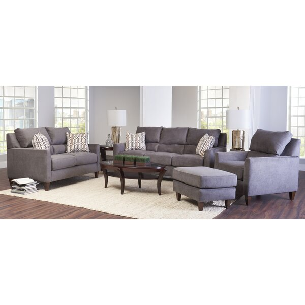 Shadah Configurable Living Room Set by Latitude Run Latitude Run