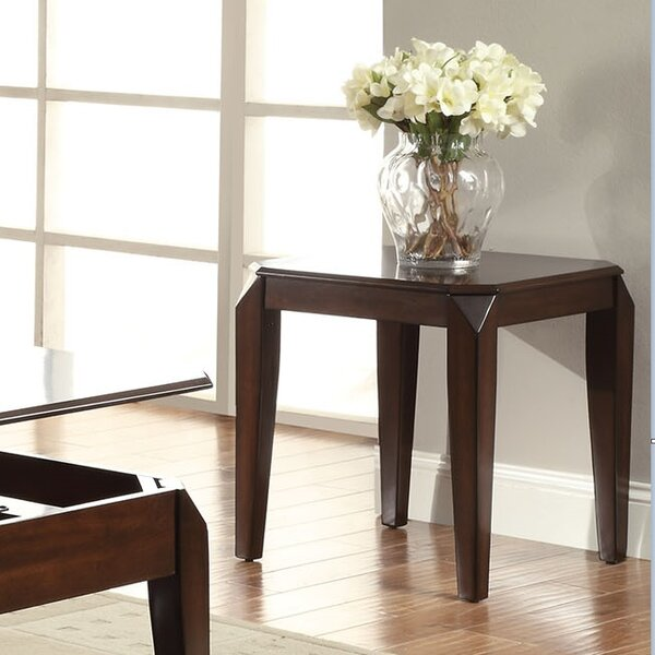 Docila End Table by A&J Homes Studio