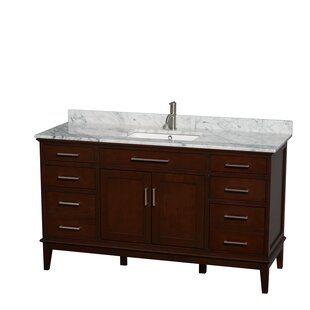 Affordable Hatton 60 Single Bathroom Vanity Set By Wyndham Collection