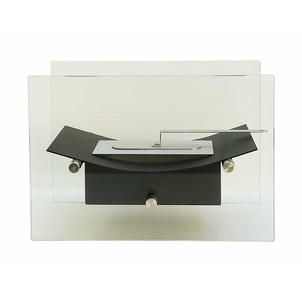 Casual Living Ventless Deluxe Bio-Ethanol Tabletop Fireplace by Utopia Alley