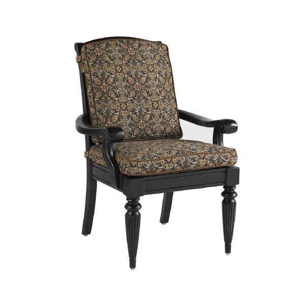 Kingstown Sedona Patio Dining Chair with Cushion by Tommy Bahama Outdoor