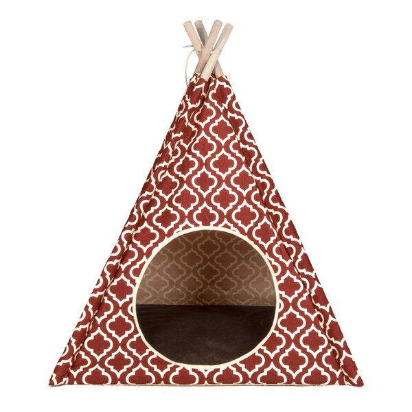 Clayton Moroccan Teepee Tent Dome by Tucker Murphy Pet