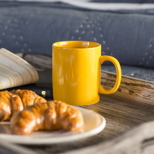 Plainfield 11 oz. Classic Mug (Set of 4) by Three Posts