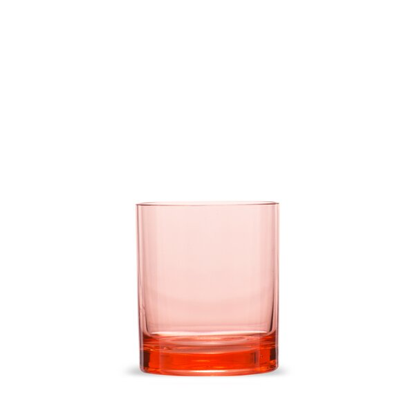 Lowball 14 oz. Tritan Cocktail Glasses (Set of 4) by ThermoServ