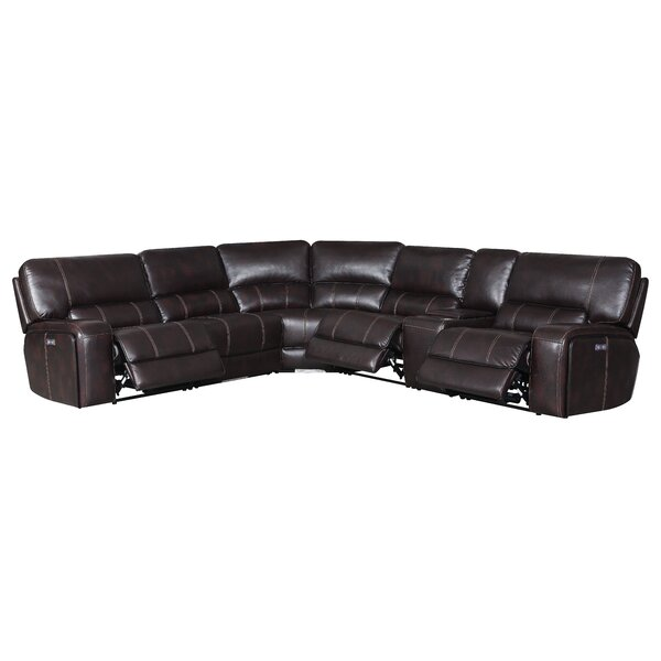 Best #1 Murcia Reclining Sectional By E-Motion Furniture Read Reviews