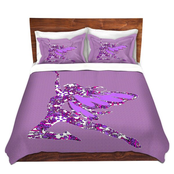Fairy Come Fly Duvet Cover Set