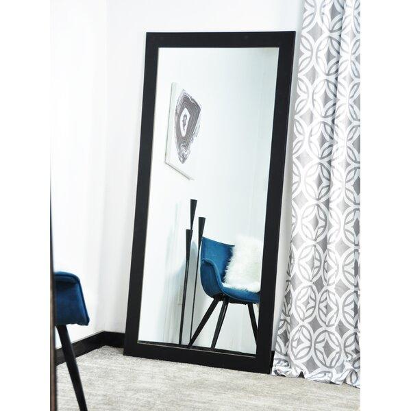 Ultra Modern Wall Mirror by Brandt Works LLC