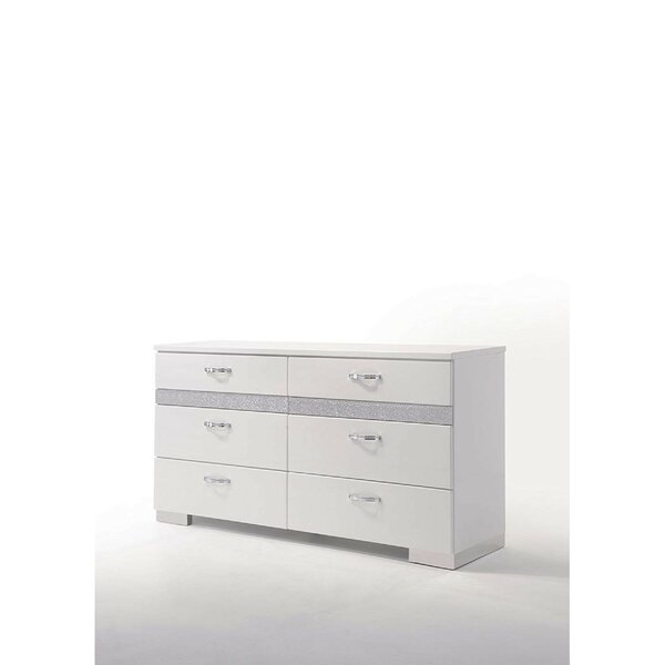 Shrout 8 Drawers Double Dresser by Orren Ellis