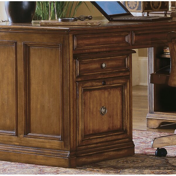 Brookhaven 2-Drawer Mobile File by Hooker Furniture