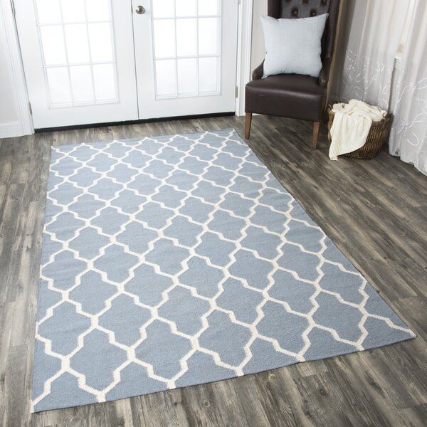 Kingsley Sky Rug by Birch Lane™