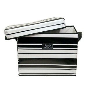 Find a Battle of the Bands Rump Roost Collapsible Storage Fabric Box By Scout