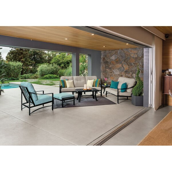 Kenzo Seating Group with Cushions by Tropitone