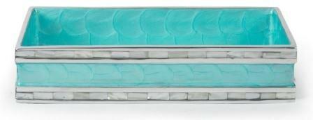 Classic Bathroom Accessory Tray by Julia Knight Inc