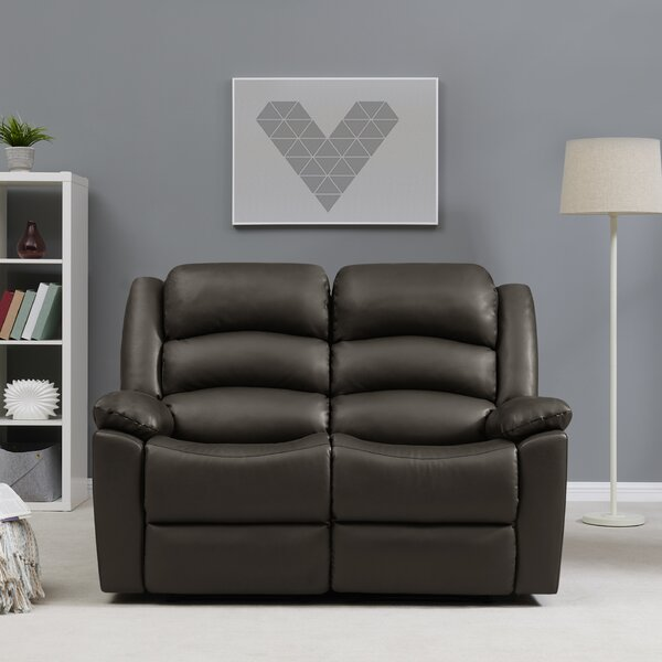Romaine Reclining Loveseat by Red Barrel Studio