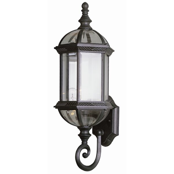 Powell 1-Light Outdoor Sconce by Laurel Foundry Modern Farmhouse