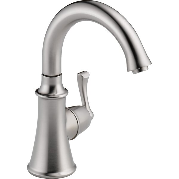Beverage Single Handle Kitchen Faucet with Diamond Seal Technology by Delta