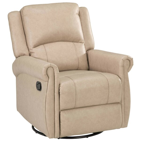 Turkol Arm Manual Swivel And Glider Manual Recliner By Ebern Designs
