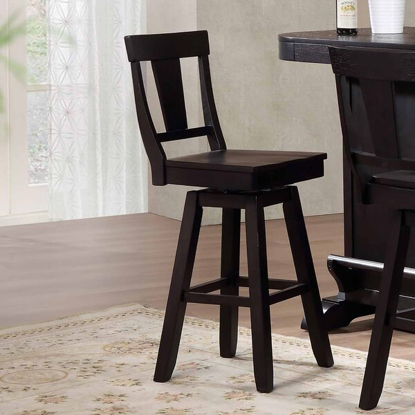 Rum Point 30 Swivel Bar Stool (Set of 2) by ECI Furniture