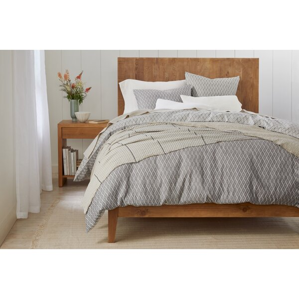 Travertine Single Reversible Duvet Cover