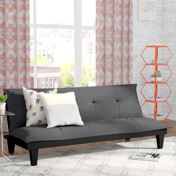 Bane Convertible Sofa by Mercury Row