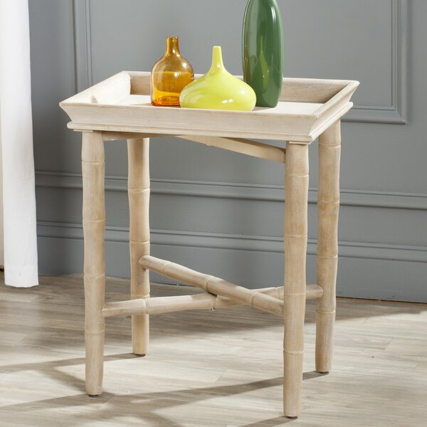 Mattias End Table by Bay Isle Home