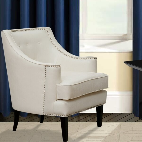 Grace Wingback Chair by Iconic Home
