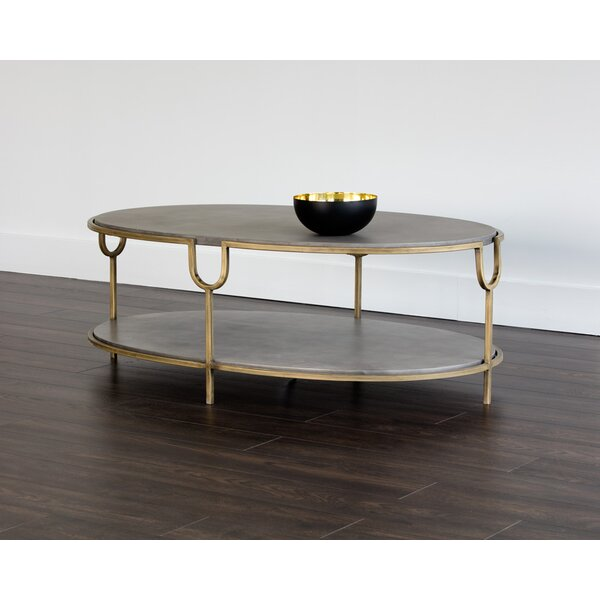 Grannis Coffee Table By Everly Quinn