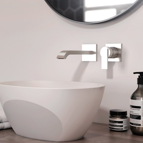 Mincio Wall Mounted Bathroom Faucet by Jacuzzi®